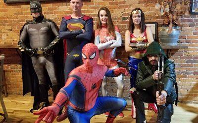 Superhero Saturday: Feb. 2, 2019