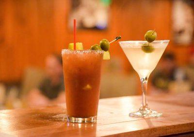 Bloody Mary & Martini