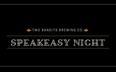 Speakeasy Night: April 18, 2020
