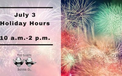 July 3 Holiday Hours: 10 a.m.-2 p.m.